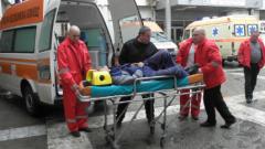 Строителен работник падна от 4 мера в Благоевград