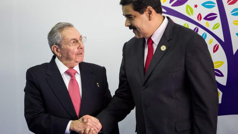 САЩ да прекратят блокадата над Куба, призова Раул Кастро
