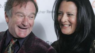 Робин Уилямс се развежда след 19 години брак