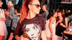 Мария Илиева с ексклузивна линия тениски #КакаЕСкандал