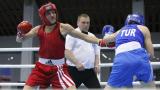Деница Елисеева постигна трета победа за българския бокс в Ню Делхи