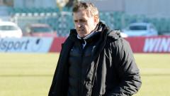 Акрапович посъветва юноша на Локо (Пд) да си намери нов отбор