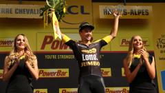"""Примож Роглич с важна крачка към спечелването на """"Тур дьо Франс"""""""