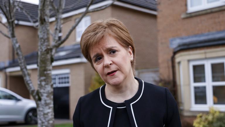 Лидерът на Шотландия изправен пред вот на недоверие