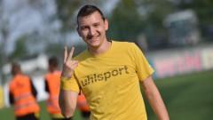 Лудогорец продължава с преговорите за Тодор Неделев