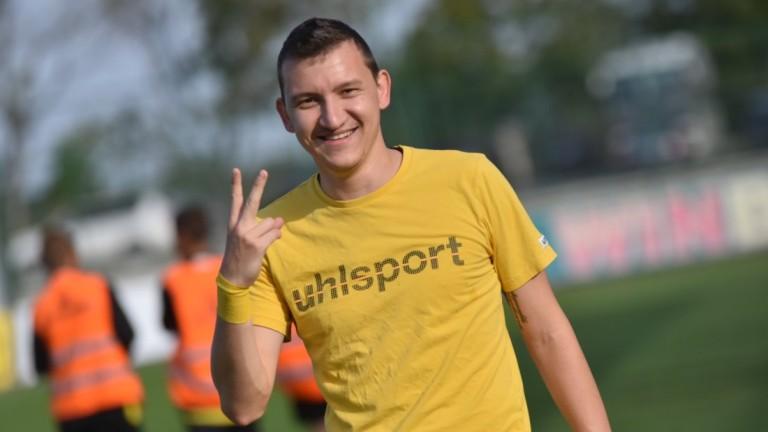 Тодор Неделев е най-скъпоплатеният български футболист в Първа лига