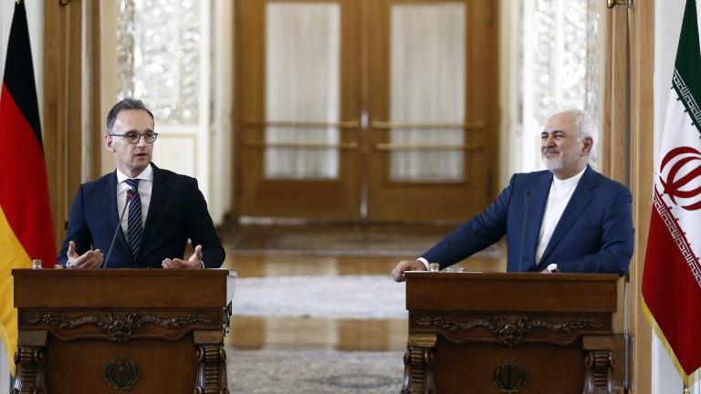 Министърът на външните работи на Иран Мохамед Зариф за първи