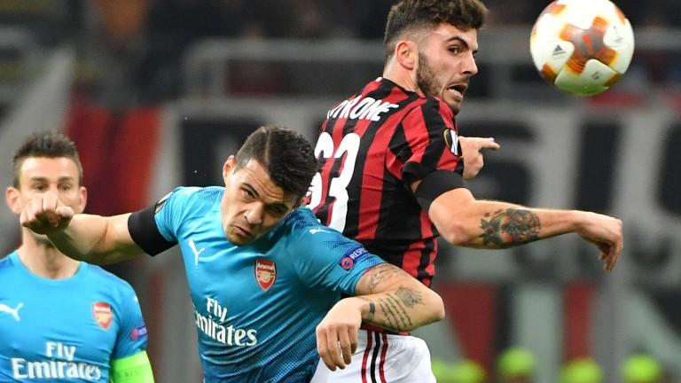 Юношата на Милан, който прави страхотен сезон през настоящата кампания
