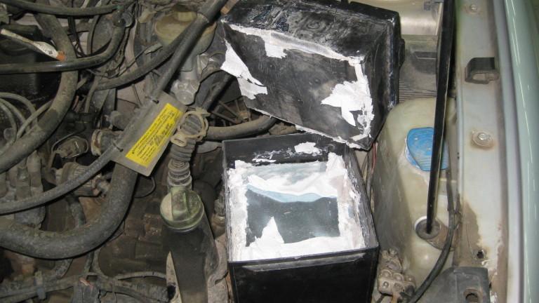 Митничари задържаха 54-годишен мъж от Благоевград с три пакета хероин