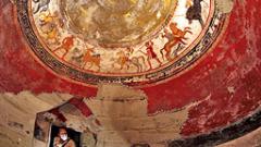 Откриха за посетители възстановена тракийска гробница