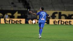"""Паулиньо: Искам да остана в историята на Левски, сърцето ми вече е """"синьо""""!"""