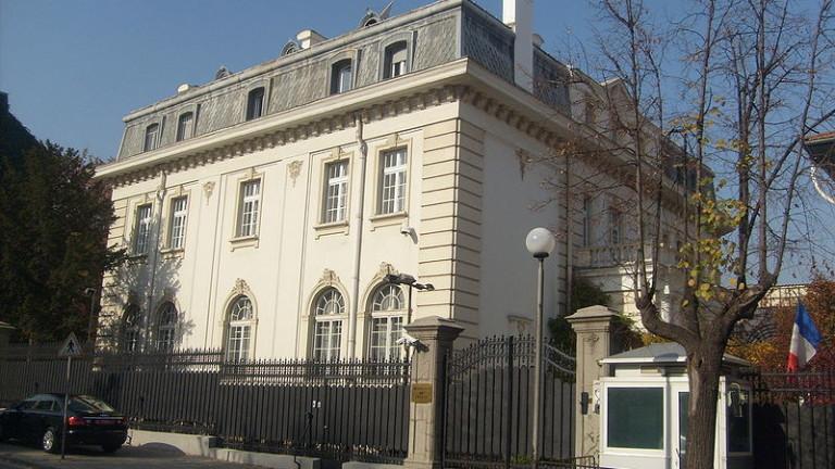 """Ангел Куюмджийски е притежавал емблематични сгради в София като тази, която се намира на улица """"Оборище"""" в София и в момента е резиденция на френския посланикс"""