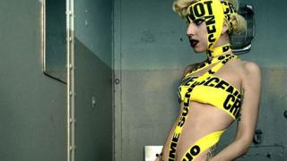Лейди Гага звънна на свой фен