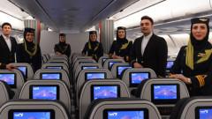 Иран възобнови директните полети до Сърбия след 27-годишно прекъсване