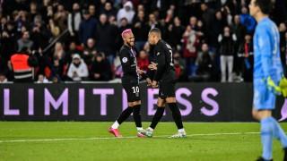 Неймар ще играе срещу Борусия (Дортмунд)