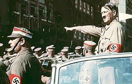 Откриха откраднати артефакти, принадлежали на Хитлер