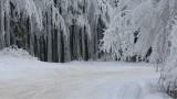 Снеговалеж в Гърция спира движението на тирове през ГКПП- Кулата