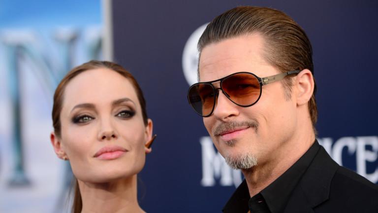 Анджелина Джоли не е от звездите, които обичат често да