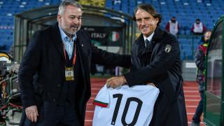 Всички в италианския национален отбор ще се ваксинират