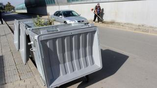 Част от Шумен е без контейнери за смет