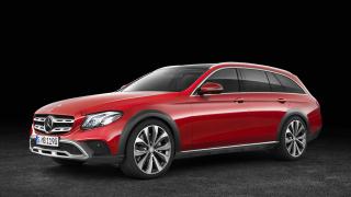 Вижте новото 4х4 комби на Mercedes