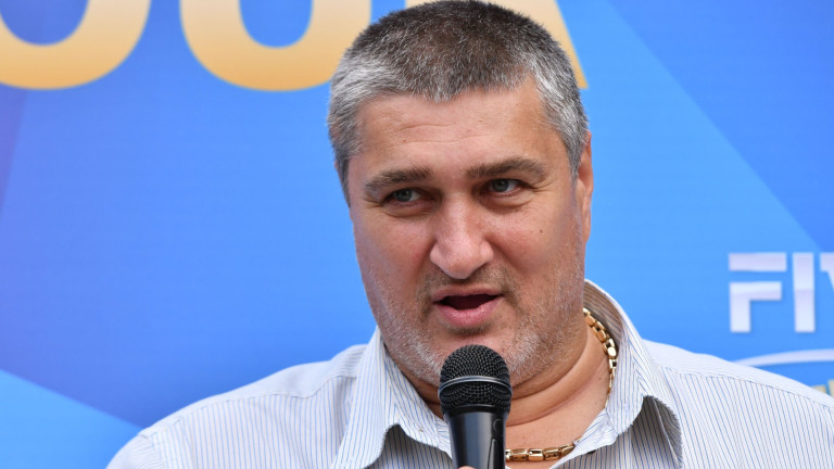 Ганев: За мен ще бъде чест да оглавя волейбола ни