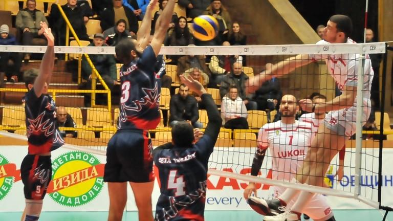 Резултати от срещите от кръг №10 на волейболната Суперлига:Добруджа -