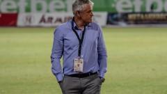 Стойчо Стоев: Не искам да коментирам дали ще има още един шанс за Марселиньо