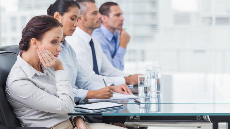 6 знака, че сте сбъркали работното място