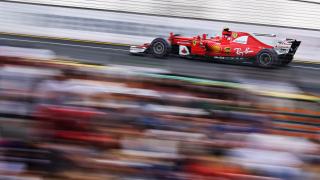Легендарен болид на Шумахер привлича вниманието на Autosport International