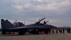 Подписали сме с Русия за ремонта на двигателите на МиГ-29