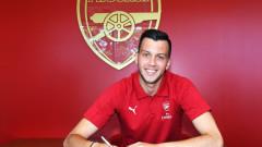 Предложиха Деян Илиев от Арсенал на Левски