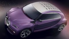 В интернет показаха снимки на прототипа Citroen Revolte