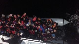 500 мигранти спасени в Средиземно море
