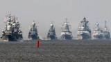 Русия прехвърля 10 кораба на ВМС от Каспийско в Черно море