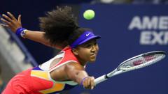 Наоми Осака на финал на US Open 2020