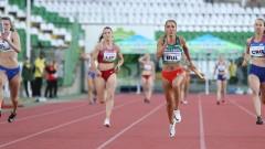 Ивет Лалова пропуска бягането на 200 метра в Стара Загора