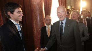Проект като ЕС не можел просто да изчезне, убеден Сакскобургготски