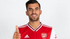 Арсенал все пак е платил за Дани Себайос