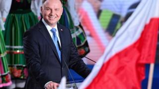 Дуда и Цасковски на балотаж в Полша