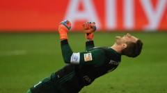 Шалке 04 победи Волфсбург с 1:0 като гост