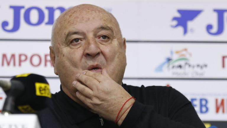 Венци Стефанов: Очаквайте голям изходящ трансфер от Славия