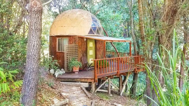Най-резервираното място за нощувка в Airbnb