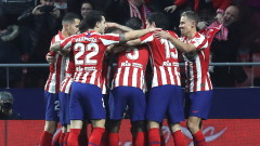 Атлетико (Мадрид) спечели домакинството си на Гранада с 1:0