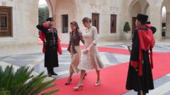 Когато кралица Рания срещна Десислава Радева