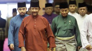 Султанът на Бруней призова за засилване на шариата