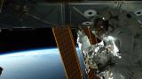 Теч в руския сегмент на МКС, няма опасност за екипажа
