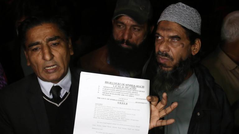 """Пакистан освобождава ислямист, обезглавил репортер на """"Уол Стрийт Джърнъл"""" през 2002 г."""