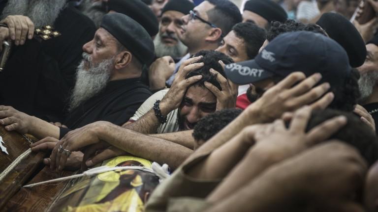 """""""Ислямска държава"""" пое отговорност за клането в Египет"""