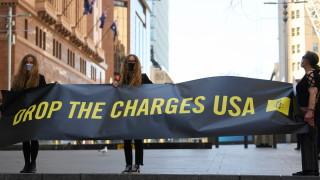 Асандж може да получи 175-годишна присъда в САЩ